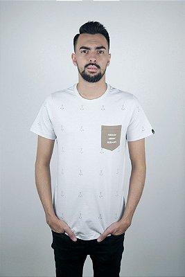 Camiseta Freedom Cinza