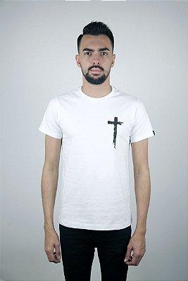 Camiseta Cruz (Branca)