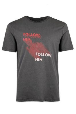 T-Shirt Follow Him