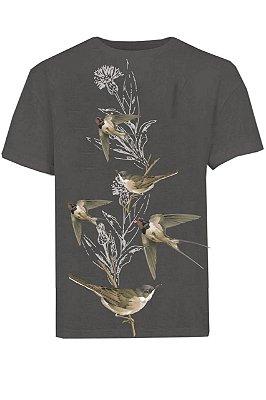 T-shirt Pássaros