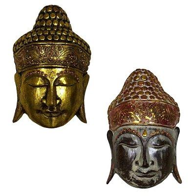 kit-mascaras-carrancas-buda-indonesia-bali-30cm-2-pcs