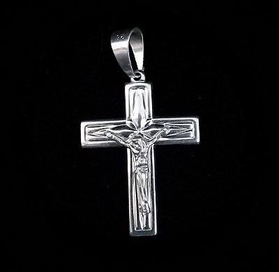Pingente Crucifixo Prata 925