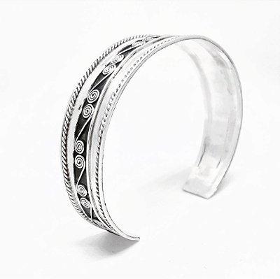 Bracelete Prata Bali 925 ( MADE IN BALI / INDONÉSIA)