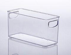 901 - Organizador Modular Cristal | 25X10X13CM