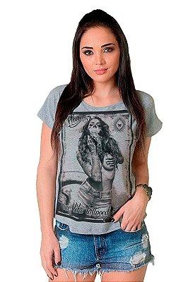 Camiseta Feminina Wevans Sexy Girls