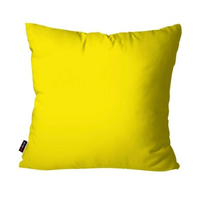 Almofada Avulsa yellow 45cm x 45cm