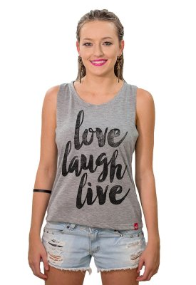 REGATA RECORTE WEVANS LOVE LAUGH