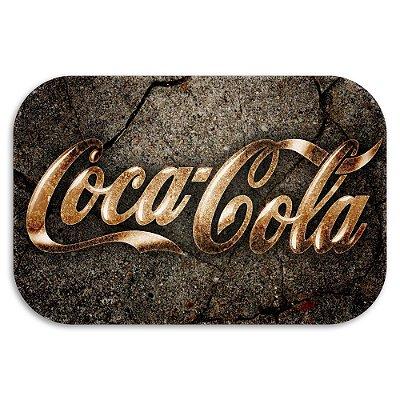 Tapete Decorativo Coca-Cola 40cm X 60cm