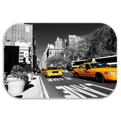 Tapete Decorativo New York 40cm X 60cm