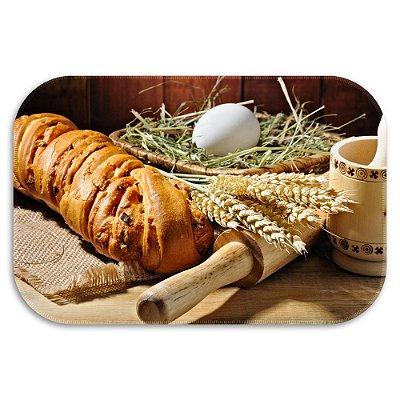 Tapete Decorativo Breads 40cm X 60cm