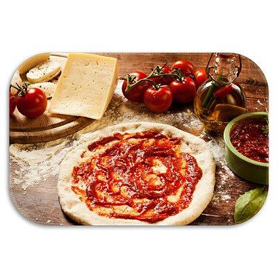 Tapete Decorativo Pizza 40cm X 60cm