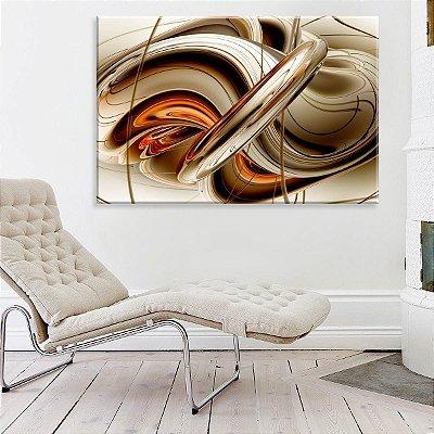Tela Decorativa Abstrato