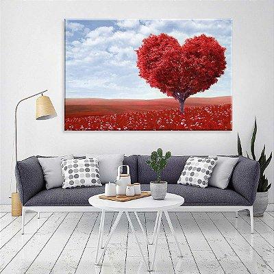 Tela Decorativa Love Nature