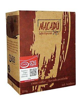Café Especial - Macadú