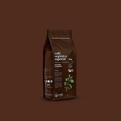 Café Especial IAO - 100% Bio-Orgânico