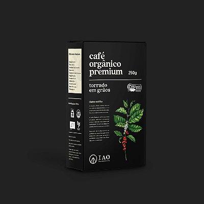 Café Premium - IAO 100% Bio-Orgânico