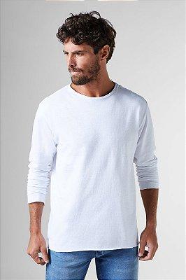 Camiseta Reserva Crepe Manga Longa