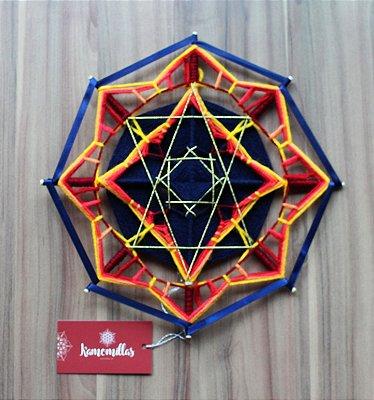 Mandala espaço interior