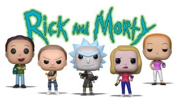Mini Rick Morty