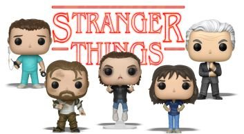 Mini Stranger Things