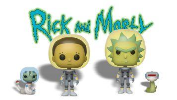Mini Rick Morty2