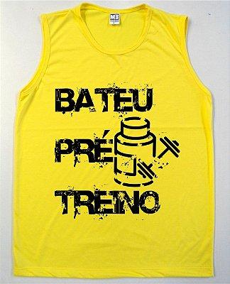Regata Machão Bateu Pré Treino