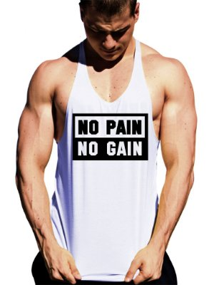 Regata Cavada No Pain No Gain - 1