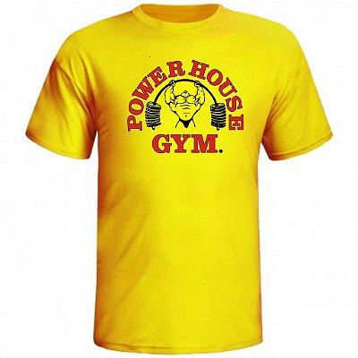 Camiseta Power House GYM