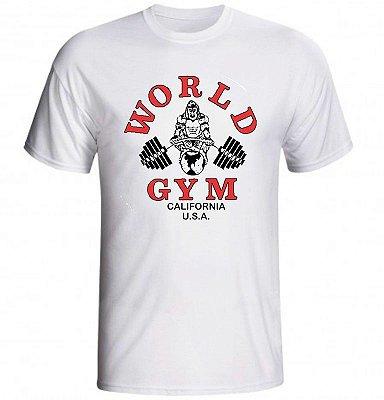 Camiseta World Gym