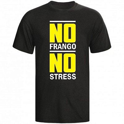 Camiseta No Frango No Stress