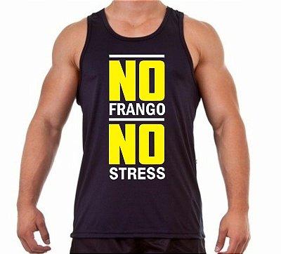 Regata Masculina No Frango No Stress