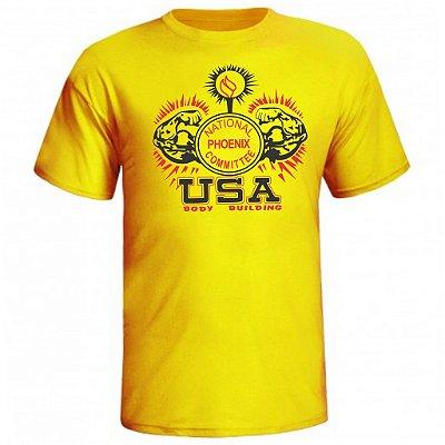 Camiseta USA BodyBuilding