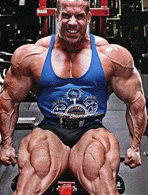 Regata Cavada USA BodyBuilding