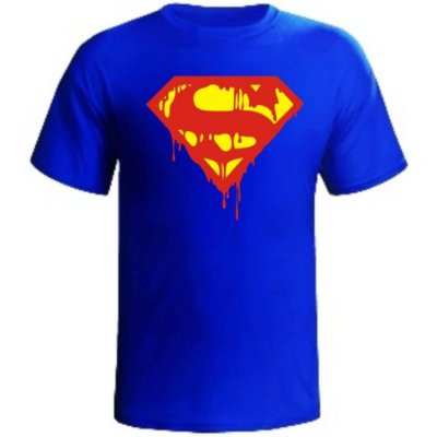 Camiseta Superman S Death