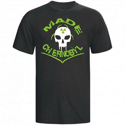 Camiseta Made Chernobyl