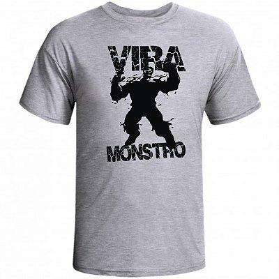 Camiseta Vira Monstro