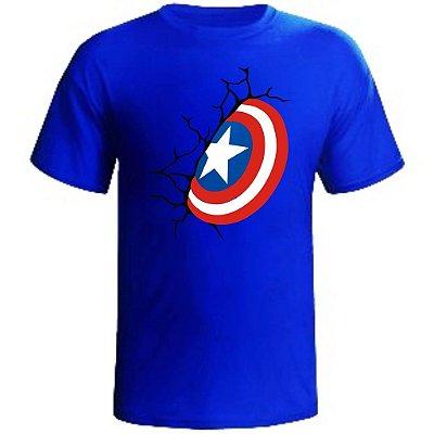 Camiseta Capitão América 2