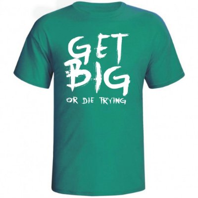 Camiseta Get Big -2