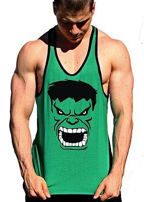 Regata Cavada Hulk com viés
