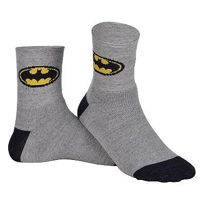 Meia Masculina Batman
