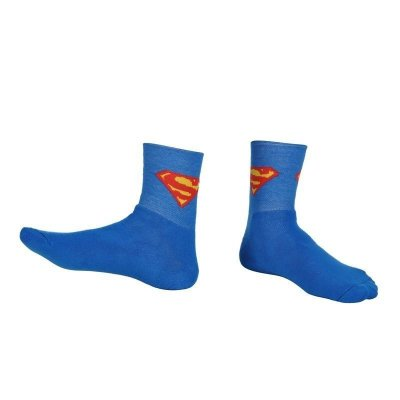 Meia Masculina Superman