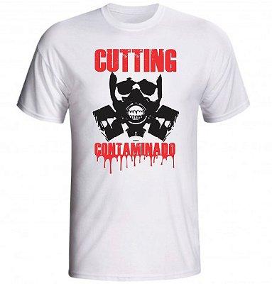 Camiseta Cutting Contaminado