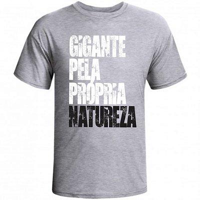 Camiseta Gigante Pela Própria Natureza