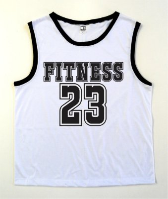 Regata Basqueteira Fitness 23