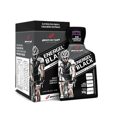 Energel Black - 30g - BodyAction