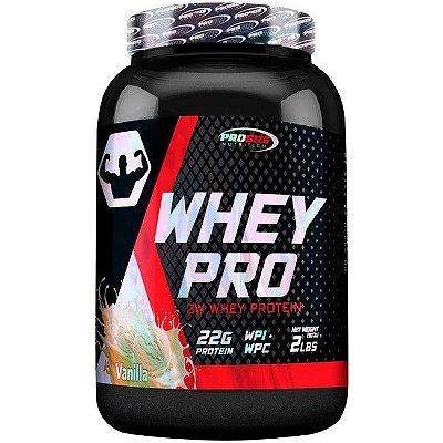 Whey Pro (900g) - Pro Size Nutrition