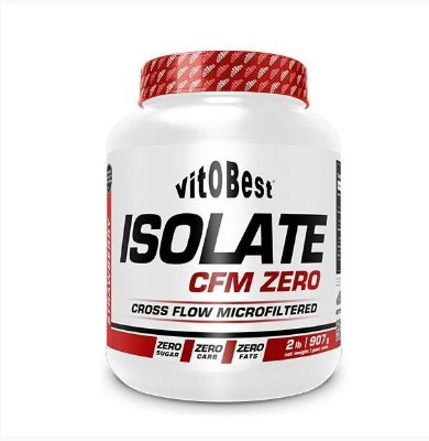 Isolate CFM Zero - 900g - Vit O Best