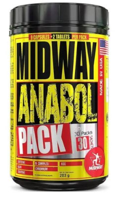 Midway Anabol Pack - 30 Packs Midway