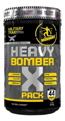 Heavy X-BOMBER Pack - 44 Packs - Military Trail