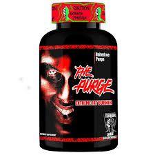 The Purge - 60Caps - Terror Labz